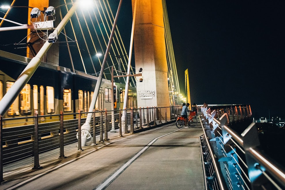 How It Works: Tilikum Crossing Art Lights