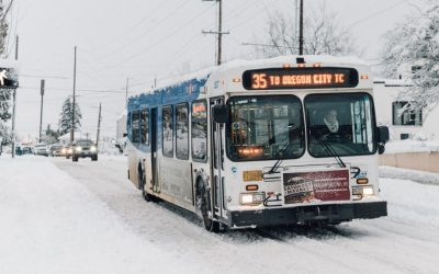 How Transit Works in Snow and Ice