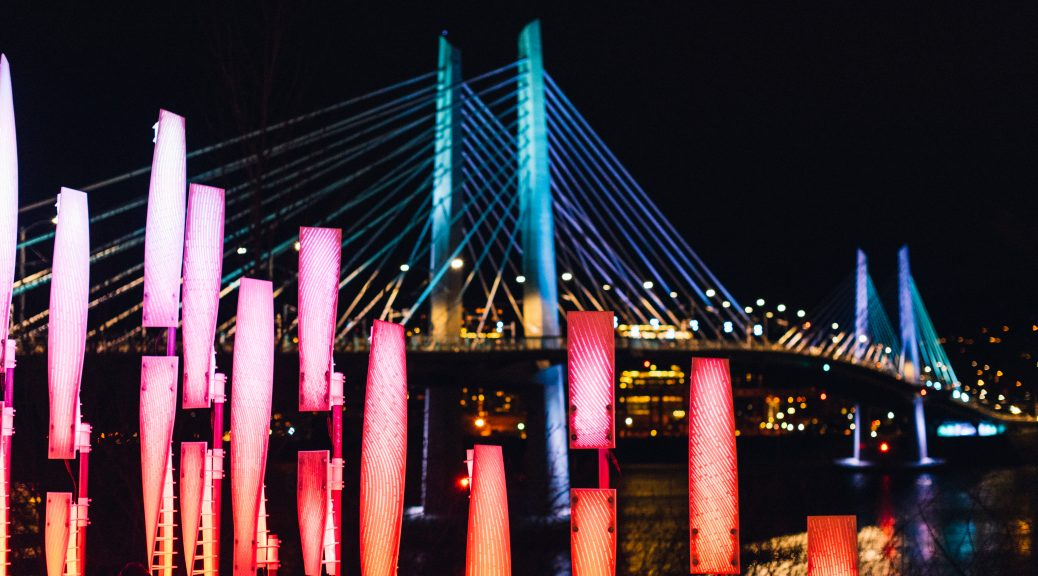 You Should Go To Winter Light Festival (But You Shouldn't Drive)