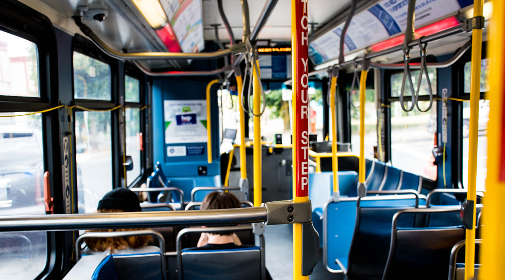 Essential Etiquette for Riding Transit