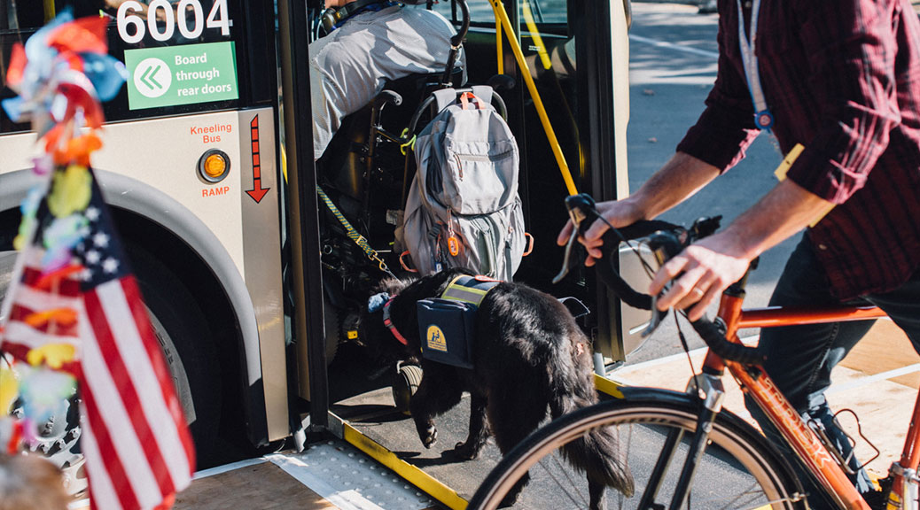 Ask TriMet: What Can I Take on Transit?