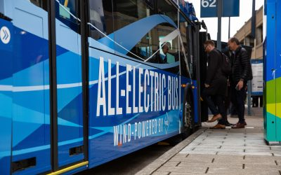 What We've Learned From our Electric Bus Pilot So Far