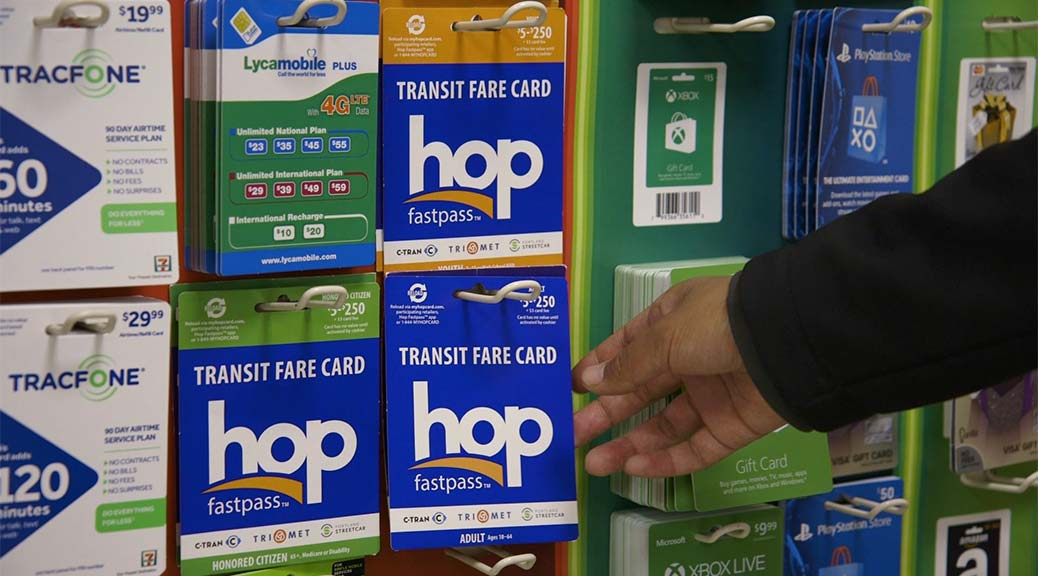 Reload Your Hop Card In Checkout At Fred Meyer and QFC