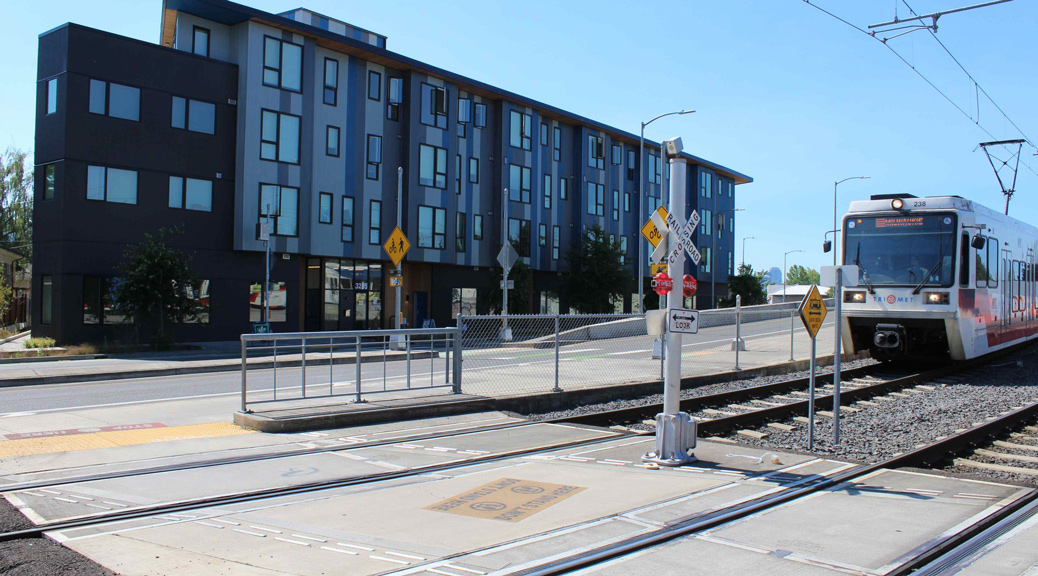 What Is Transit-Oriented Development?